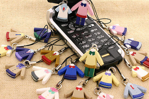 Uniform Phone Straps