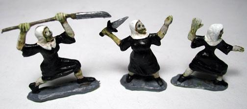 KFF Undead Ninja Nuns